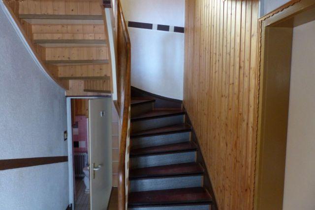 Ein Eingangsbereich vor der Renovierung durch Firma Walter Becker